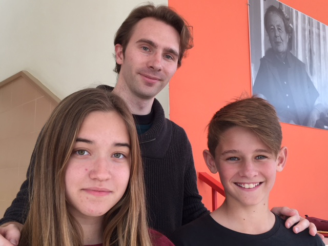 Equipe du collège français international de Reus