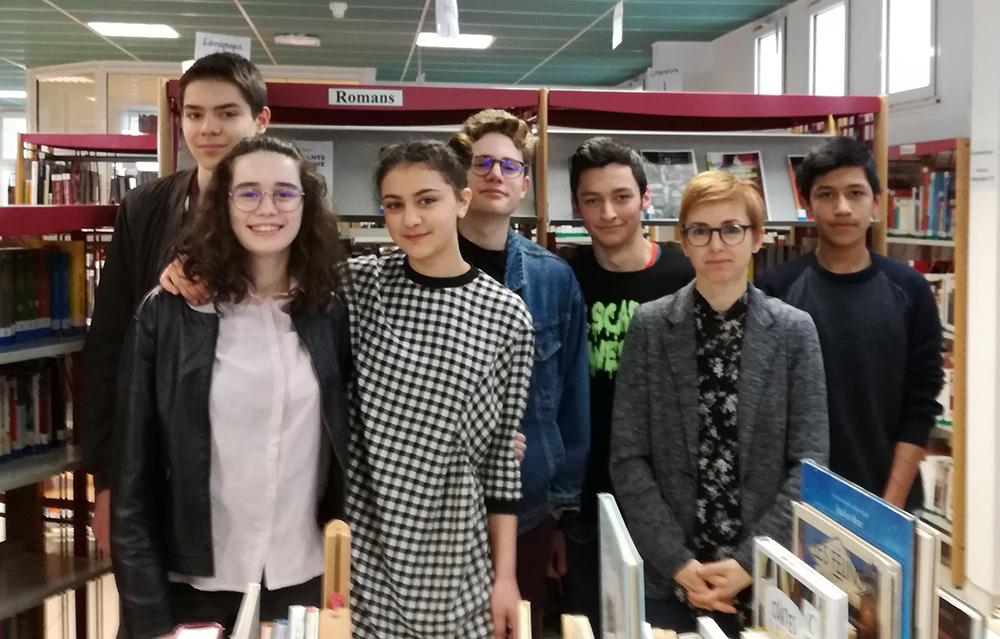 Equipe webradio de Lisieux