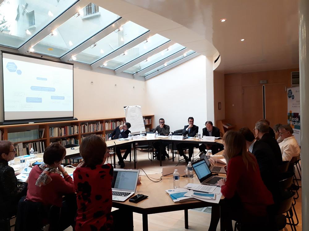 Comité scientifique du 4 décembre 2017