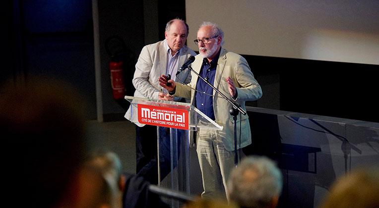 Denis Peschanski et Francis Eustache