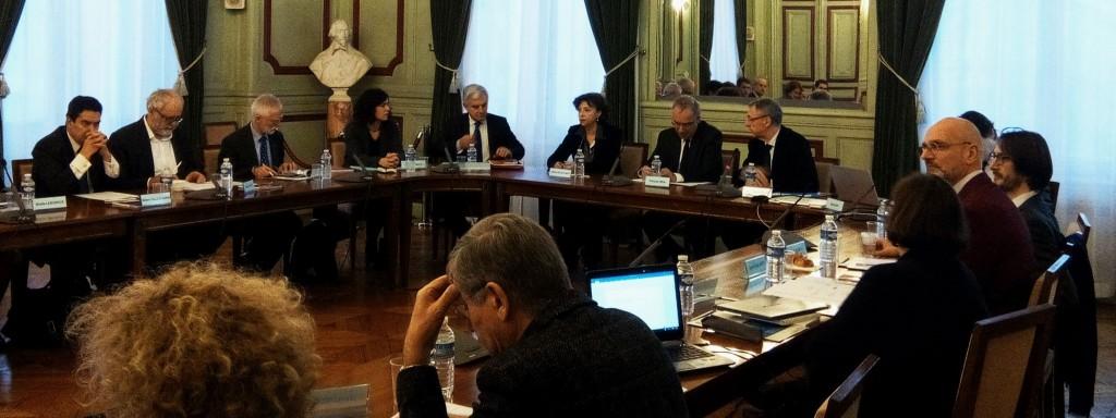 2e comité de pilotage, 14 janvier 2016